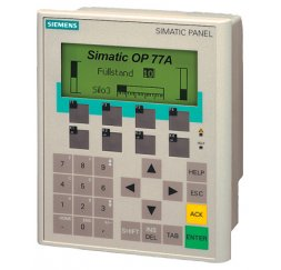 PANEL SIMATIC OP 77A 4.5 MONOCROMATICA