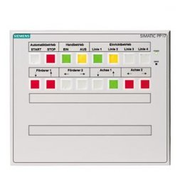 PANEL DE OPERACION SIMATIC PP17-I
