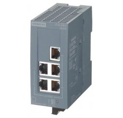 SCALANCE XB005, Switch Industrial 5 Puertos RJ45