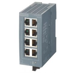 SCALANCE XB008, Switch Industrial 8 Puertos RJ45
