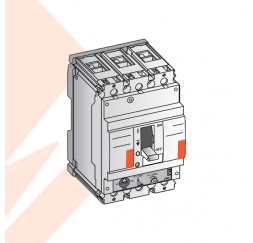 430524 INTERRUPTOR AUTOMATICO REGULABLE 100A-125A (150KA)