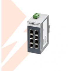 SWITCH ETHERNET INDUSTRIAL - FL SWITCH SFNB 8TX