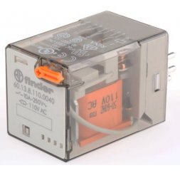 RELE SERIE 60 INDUSTRIAL 10A 120V AC 3P.
